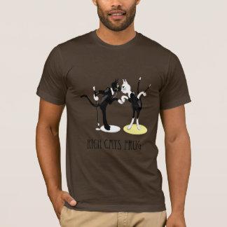 Rich cats frug T-Shirt