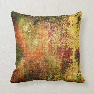 Rich Colored Decorative Accent Throw Pillow