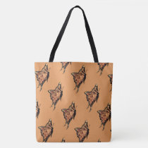 Rich Colored Orange Butterflies  Flying Tote Bag