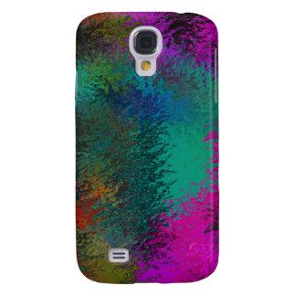Rich Colorful Splatter Galore Design Galaxy S4 Cover