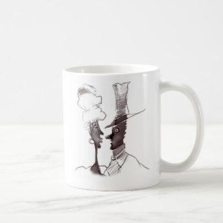 Rich Couple Coffee Mug