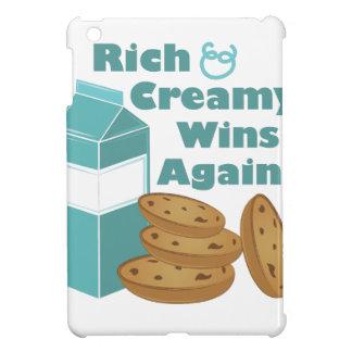 Rich & Creamy iPad Mini Cases