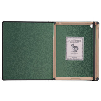 Rich Emerald Green Cover For iPad