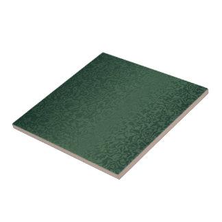 Rich Emerald Green Ceramic Tile