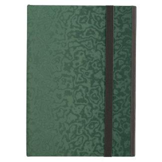 Rich Emerald Green iPad Cover