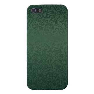 Rich Emerald Green iPhone SE/5/5s Cover