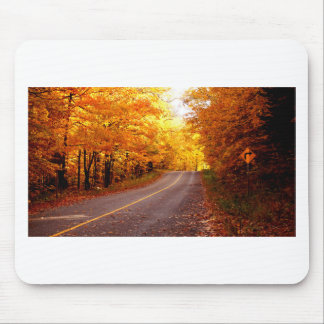 Rich Fall Colour St Joseph Island Mouse Pad