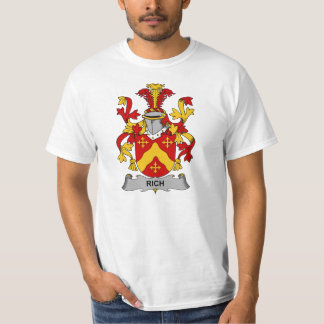 Rich Family Crest T-Shirt