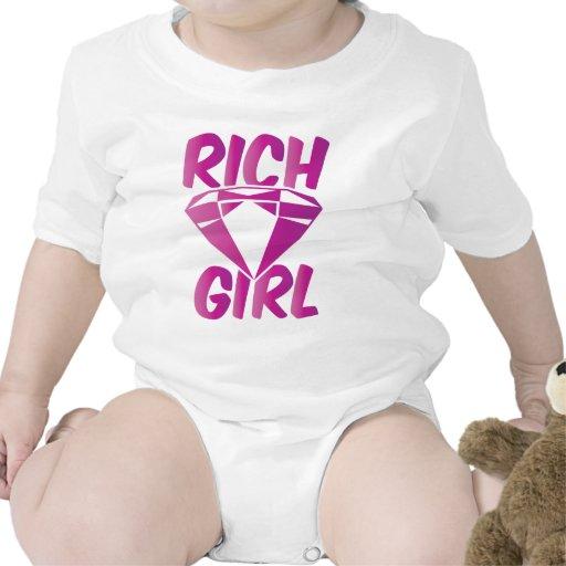 Rich girl tee shirt