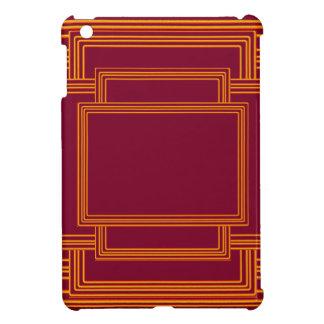 RICH Golden Streak Borders iPad Mini Case