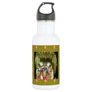 RICH HERITAGE Tirupati Temple: Lord Vishnu 18oz Water Bottle