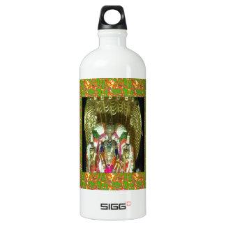 RICH HERITAGE Tirupati Temple: Lord Vishnu SIGG Traveler 1.0L Water Bottle