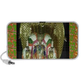 RICH HERITAGE Tirupati Temple: Lord Vishnu Notebook Speaker