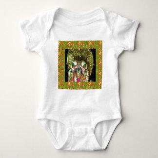 RICH HERITAGE Tirupati Temple: Lord Vishnu T-shirt