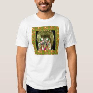 RICH HERITAGE Tirupati Temple: Lord Vishnu T Shirts