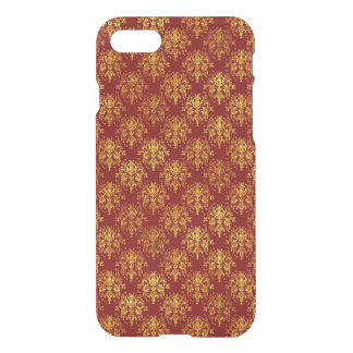 Rich Holiday Damask iPhone 8/7 Case