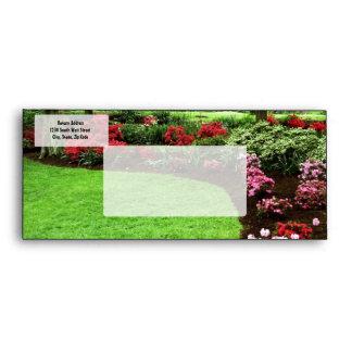 Rich Landscape Lawn Care Business Envelope