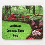 Rich Landscape Lawn Care Business Mouse Pad