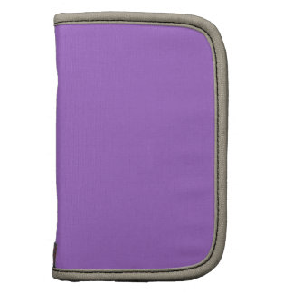 Rich Lavender Flannel High End Color Coordinated Organizer