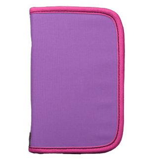 Rich Lilac Pink Designer One Color Planner