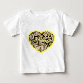Rich Love Baby T-Shirt