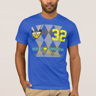 Rich MF Rowboating All Day Funny Rowing Sports T-Shirt