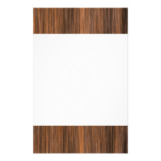 Rich Multigrain Cottage Wood Stationery