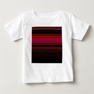 Rich Red Wine Ombre Baby T-Shirt