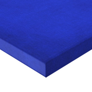 RICH ROYAL DEEP BLUE VELVET GRUNGE PAPER CANVAS TE GALLERY WRAP CANVAS