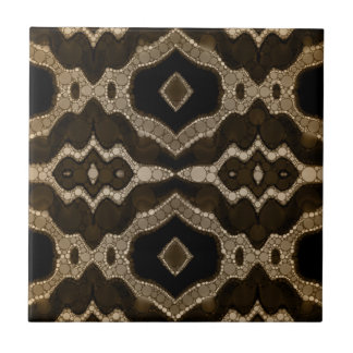 Rich Sofia Abstract Pattern Ceramic Tile