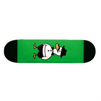 Rich Tux the Duck Skate Board Deck