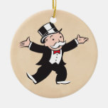Rich Uncle Pennybags 1 Ornaments
