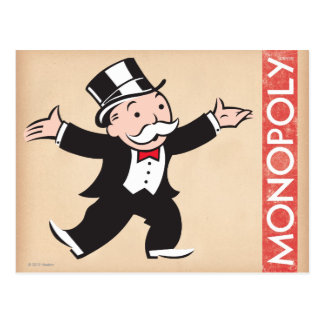 Rich Uncle Pennybags 1 Postcard