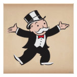 Rich Uncle Pennybags 1 Poster