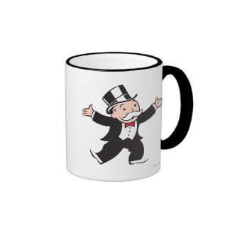 Rich Uncle Pennybags 1 Ringer Mug