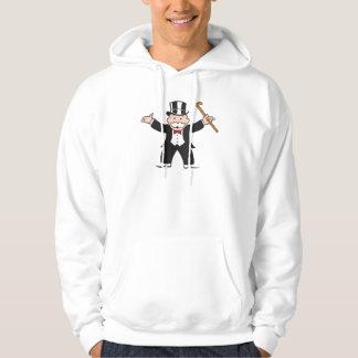 Rich Uncle Pennybags 2 Hooded Sweatshirt