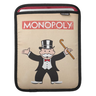 Rich Uncle Pennybags 2 Sleeve For iPads