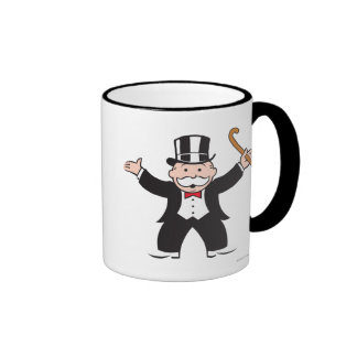 Rich Uncle Pennybags 2 Ringer Coffee Mug