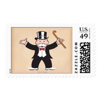 Rich Uncle Pennybags 2 Postage