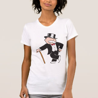 Rich Uncle Pennybags 3 Tee Shirt
