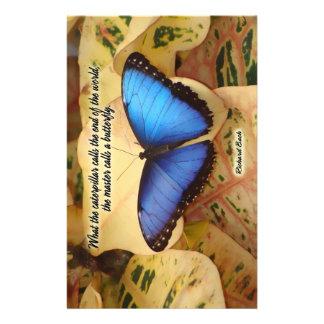 Richard Bach-The Caterpillar Stationery