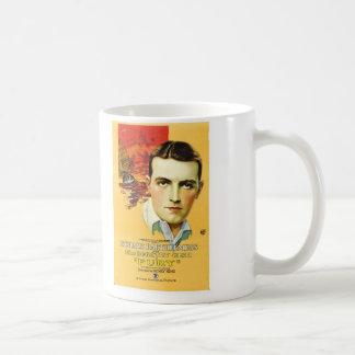 Richard Barthelmess Silent Movie Poster Coffee Mug
