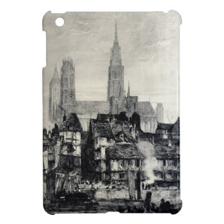 Richard Bonington- Front view of the Cathedral iPad Mini Case