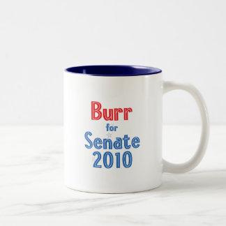 Richard Burr for Senate 2010 Star Design Mug