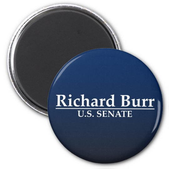 Richard Burr U.S. Senate Magnet