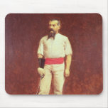 Richard Burton  in Fencing Dress, 1889 Mouse Pad