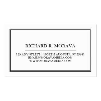 Richard Business Card