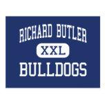 Richard Butler Bulldogs Middle Butler Post Cards