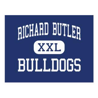 Richard Butler Bulldogs Middle Butler Postcard