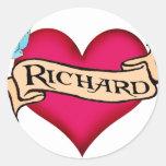 Richard - camisetas y regalos de encargo del tatua etiqueta